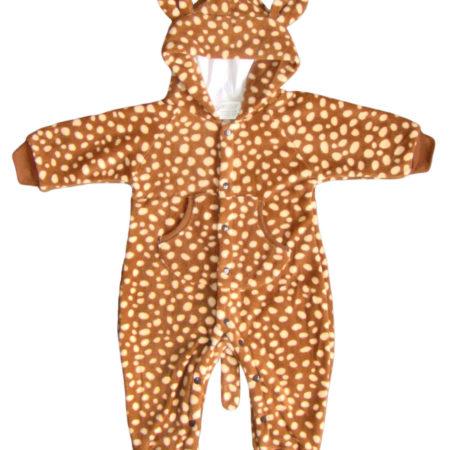 baby - 031 05P 450x450 - Baby Fleece Overall – Giraffe F/S