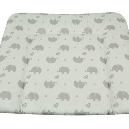 wickelauflage - 71461 DSC 3825 Kopie 450x450 - Wickelauflage – Elefant weiss/grau