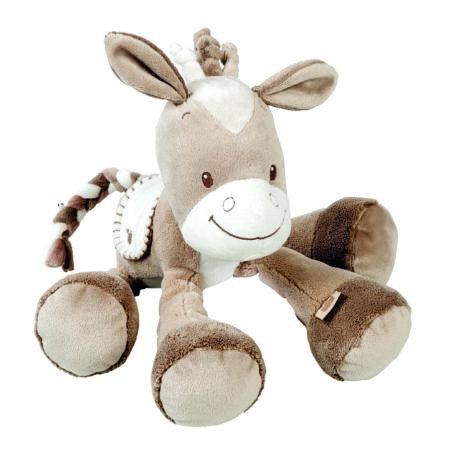 kuscheltier geburt pferd - 777025 cuddly noa 2 450x450 - Kuscheltier – Noa das Pferd