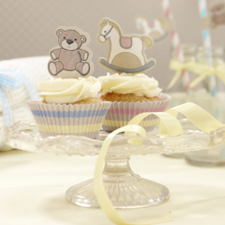 toppers kit - RB 409 Cupcake Kit 450x450 - Cupcake Cups & Toppers Kit – Schaukelpferdchen