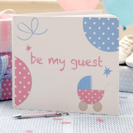 gästebuch - TINFGUES 450x450 - Gästebuch – Baby Füßchen