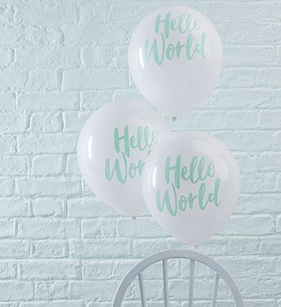 luftballons - Ballon - Luftballons – Hello World