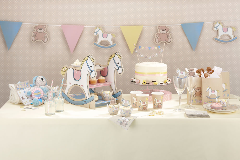 babyparty ideen - deko - Tipps & Tricks