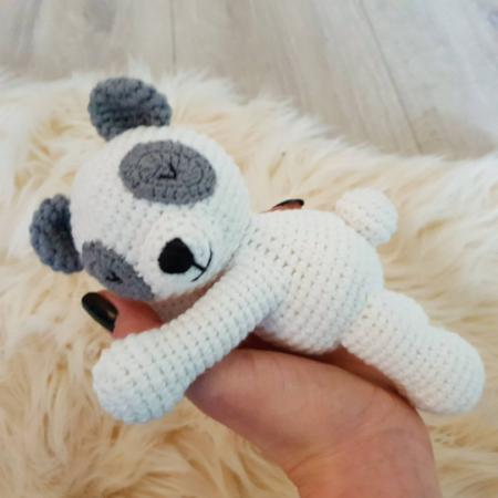 kuscheltier - Download 94 450x450 - Gehäkeltes Kuscheltier Panda Pucki