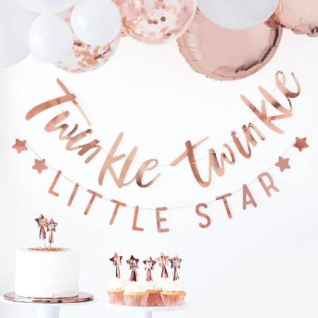 "girlande - twinkle bunting 450x450 - Girlande ""Twinkle Twinkle"""