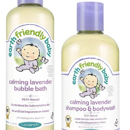 lansinoh  shampoo - lansinoh shampoo und schaumbad lavendela 250 ml 450x450 - Lansinoh Shampoo + Body 250 ml + Schaumbad 300 ml – Lavendel